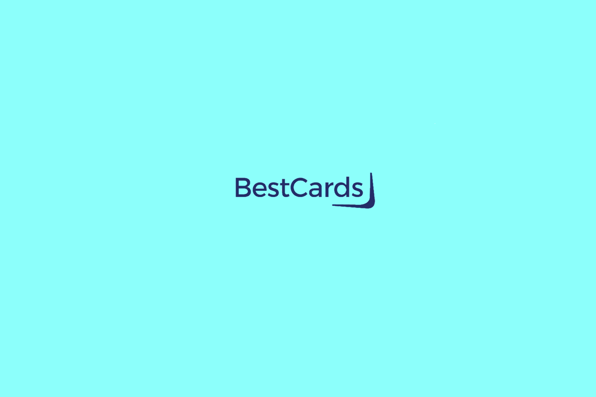 bestcards light blue logo