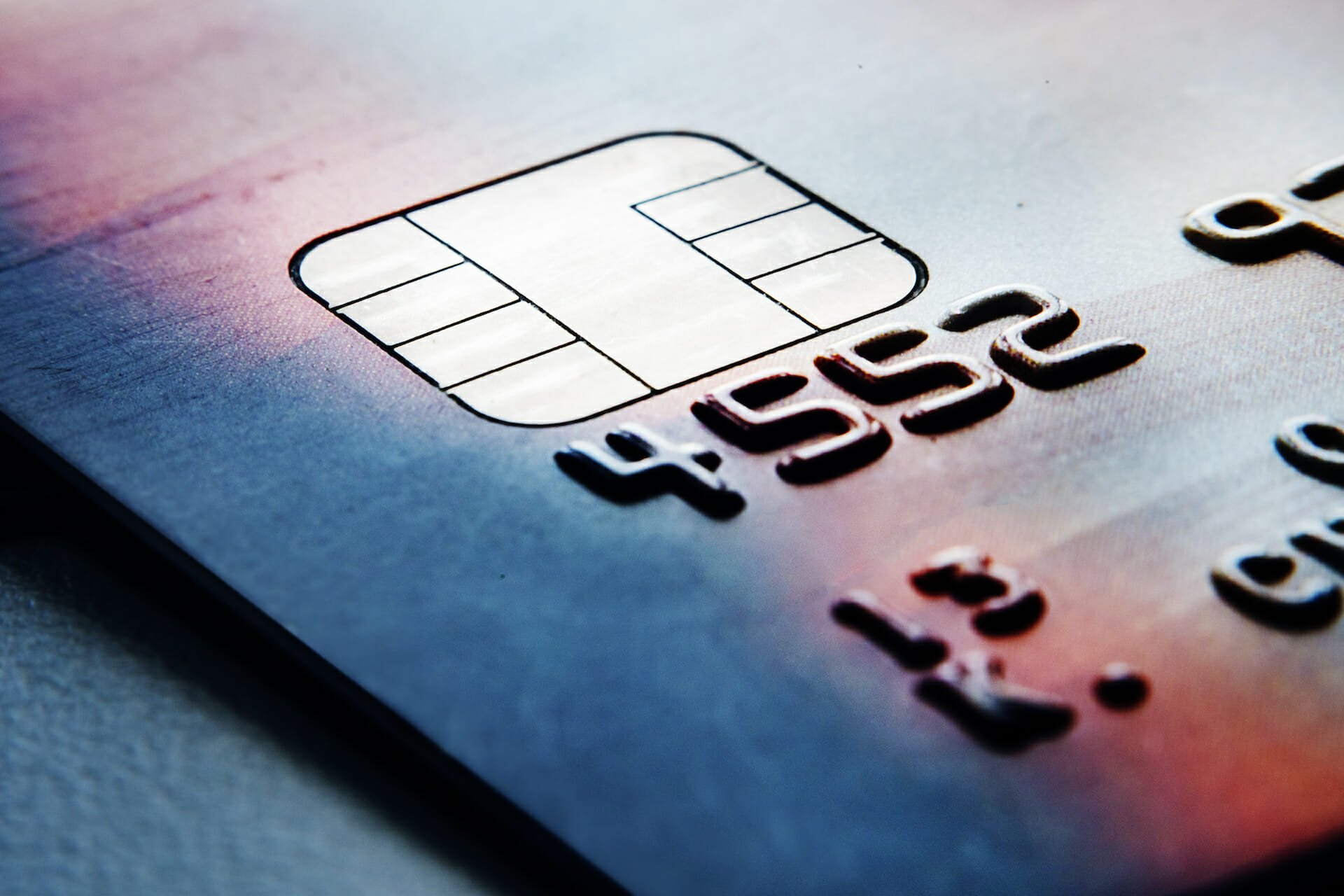 understanding your credit card number