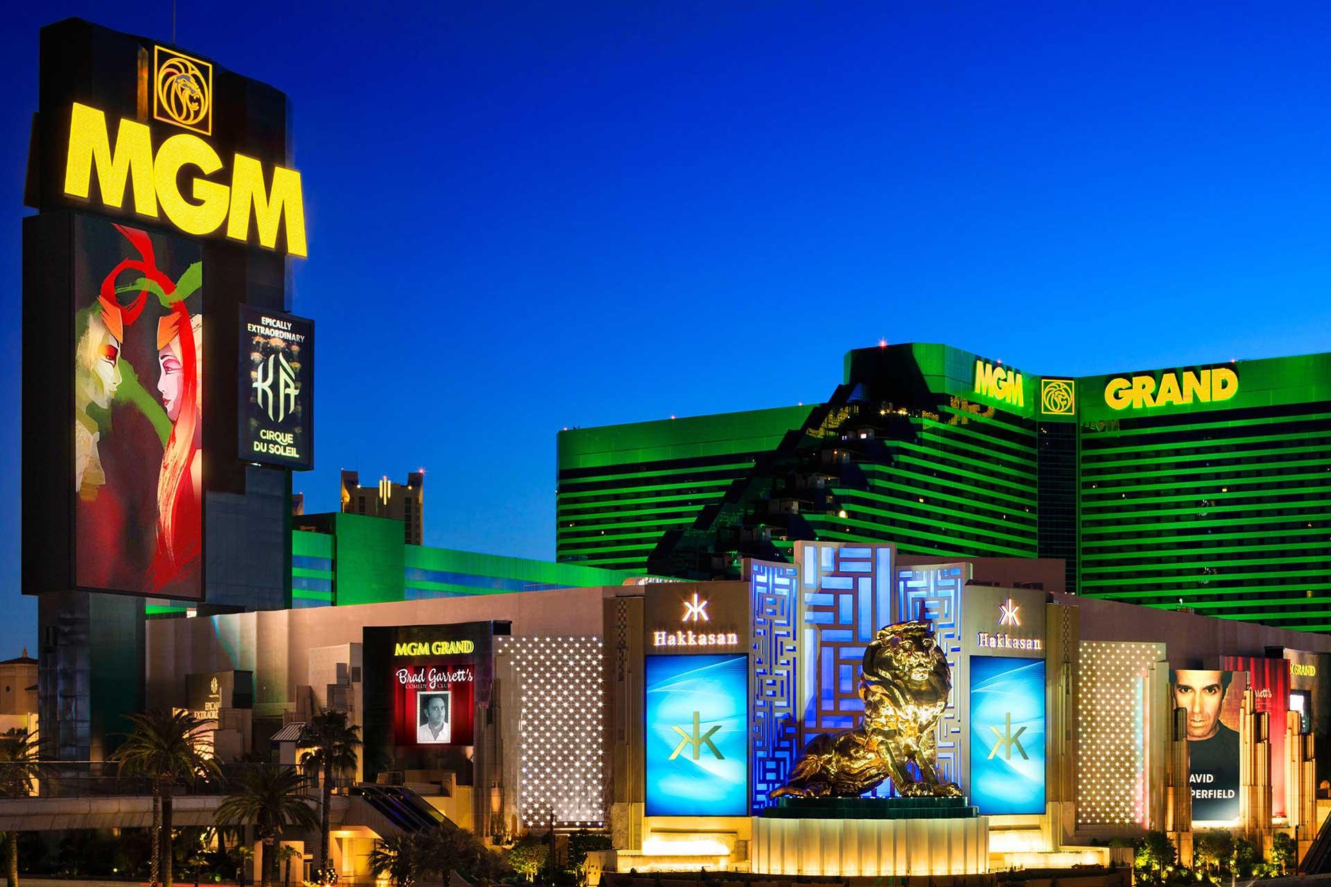 MGM Resorts Las Vegas Hotel Image