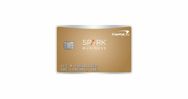 capital one spark classic