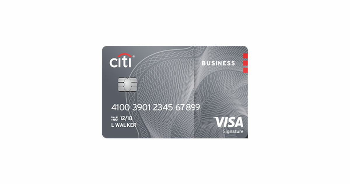 Costco Anywhere Visa® Business Card by Citi - BestCards.com