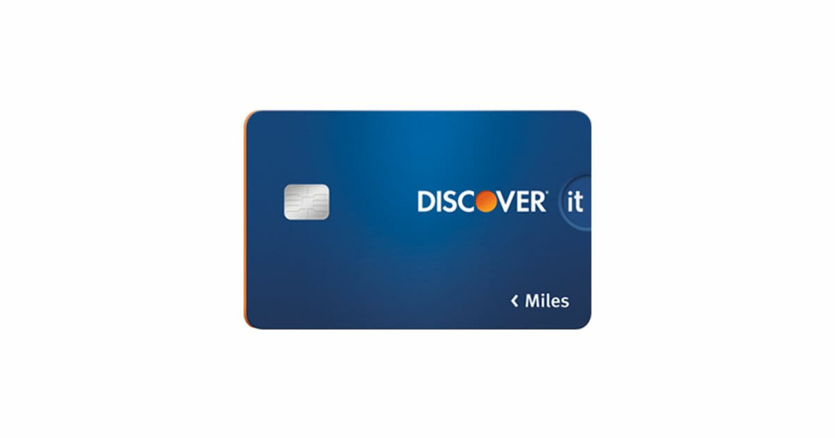Discover it® Miles Credit Card Credit Card Review - BestCards.com