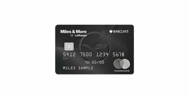 miles more world elite mastercard