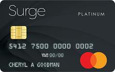 surge secured mastercard
