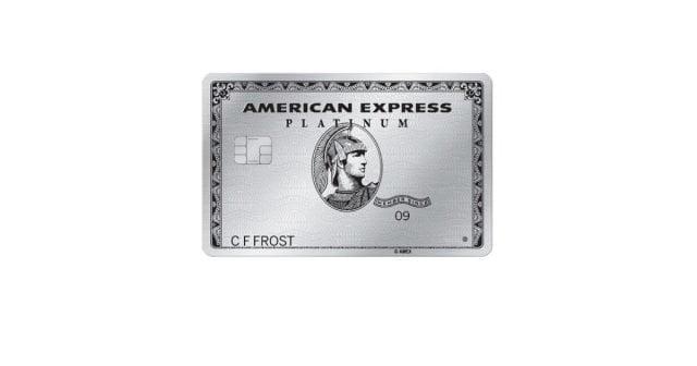 the platinum card