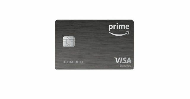 amazon prime rewards visa signature