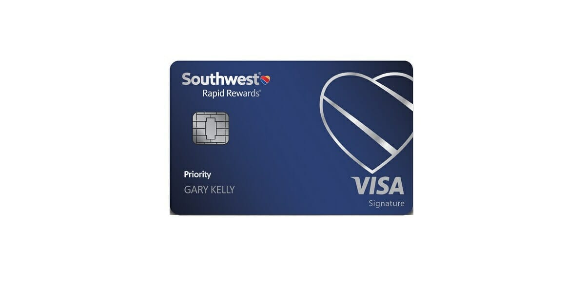 southwest rapid rewards priority