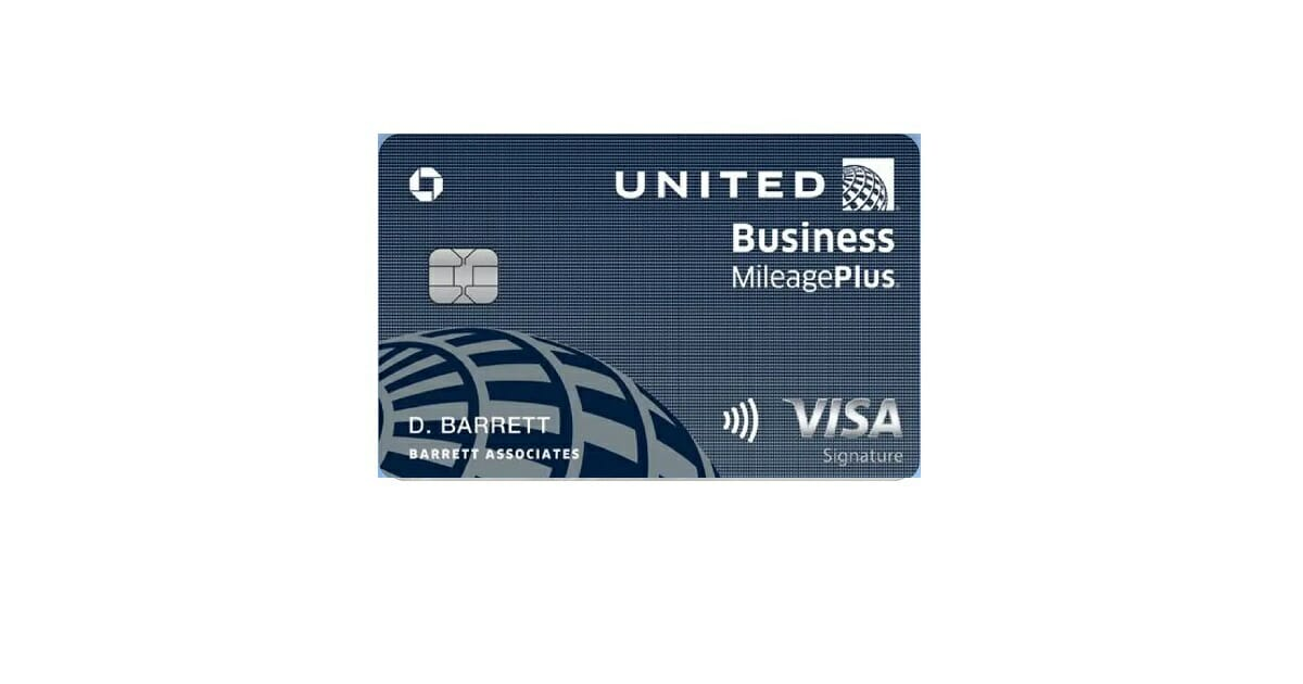 united business card
