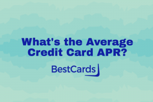what-is-the-average-credit-card-apr