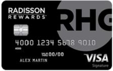 Radisson Rewards™ Premier Visa Signature® Card