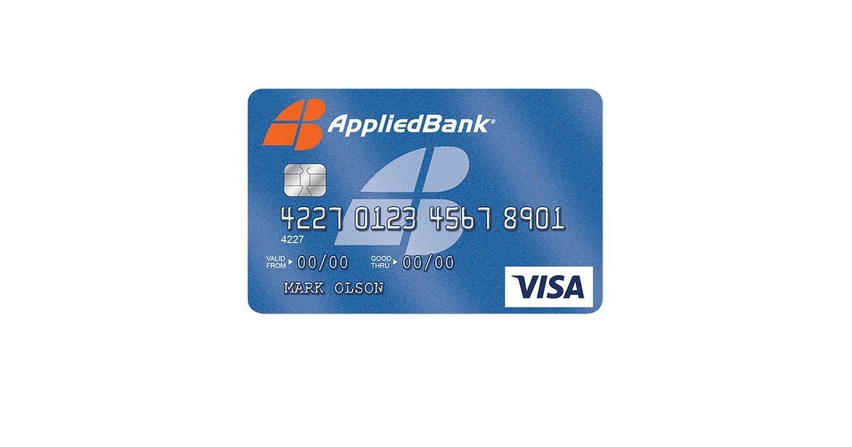 applied bank unsecured visa classic