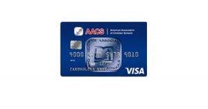 aacs visa card