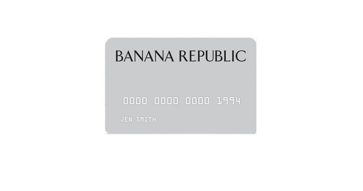 Banana Republic Visa® Card Review - BestCards.com