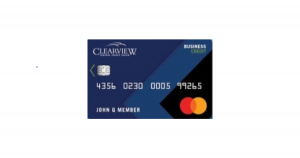 Clearview Business Platinum Mastercard