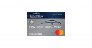 Clearview Platinum Mastercard