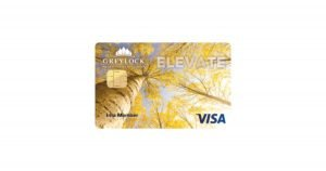 Greylock Elevate Visa card