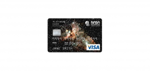 nasa platinum visa cash rewards credit card