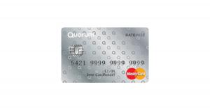 Quorum RateWise Mastercard