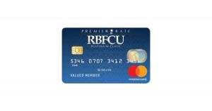RBFCU Premier Rate Platinum Mastercard
