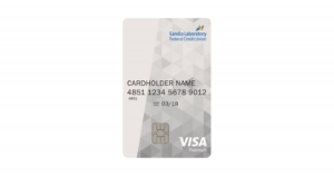 SLFCU Visa Platinum Value Card