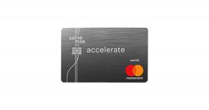 Sallie Mae Accelerate Card