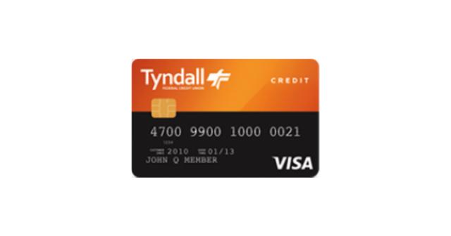 tyndall credit union