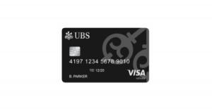 UBS Visa Infinite Credit Card