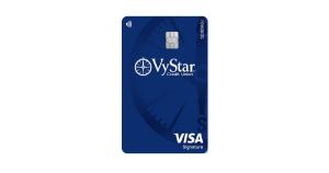 VyStar Visa Signature Cash Back Card