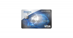 Zions Bank AmaZing Cash Credit Card