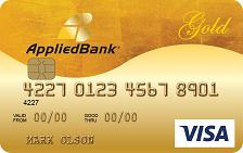 applied bank secured visa gold preferred credit card