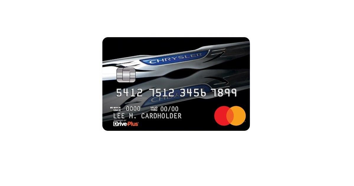Chrysler DrivePlus Mastercard® Credit Card Review ...
