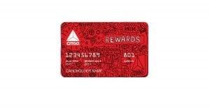 citgo rewards visa