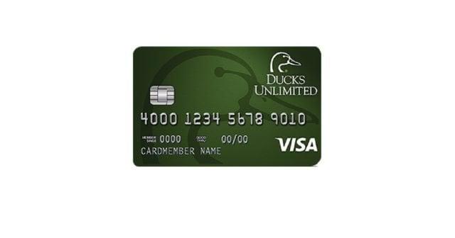 ducks unlimited visa