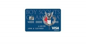 eagle scouts visa rewards
