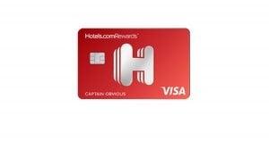 hotelscom visa card