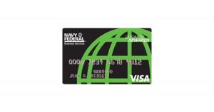 nfcu visa business