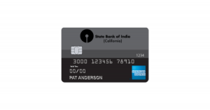 state bank of india american express