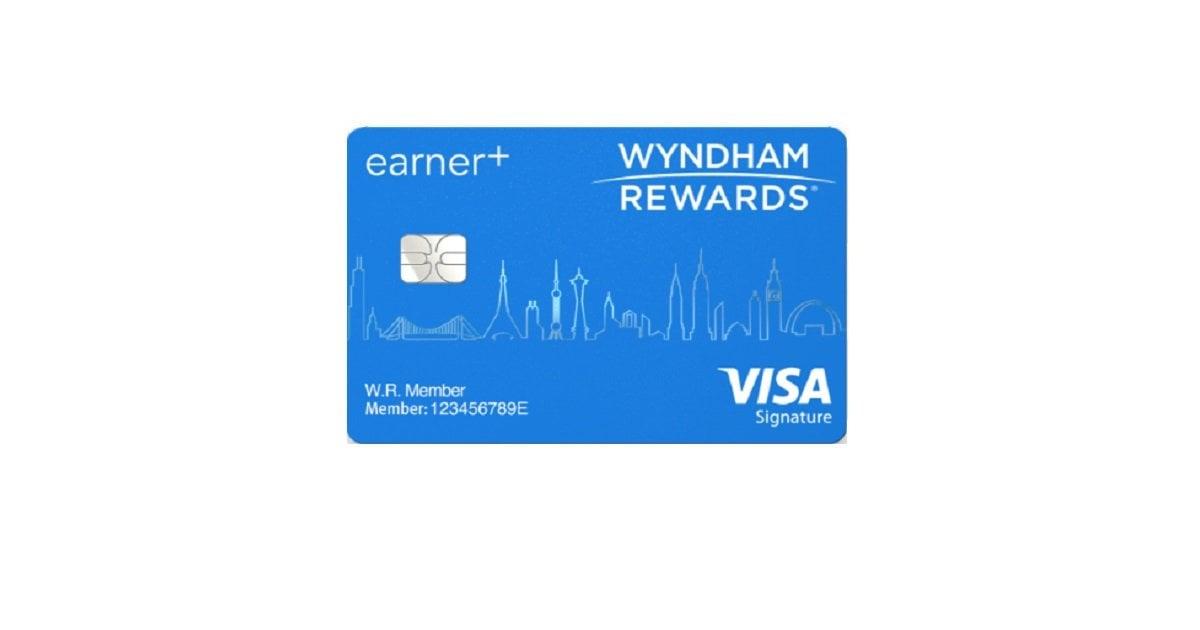 wyndham earner plus card
