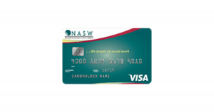 NASW Visa® Rewards Credit Card