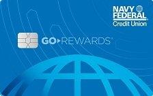 Navy Federal GO REWARDS® Credit Card