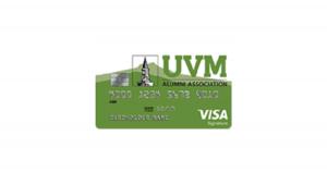 UVM Alumni Visa Signature®