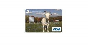 farm sanctuary visa credit card