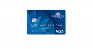 farmers rewards visa