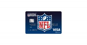 nfl extra points visa credit card