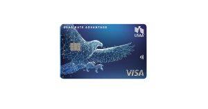 usaa rate advantage visa