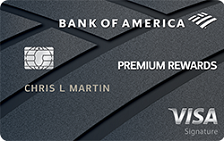 Bank of America® Premium Rewards®