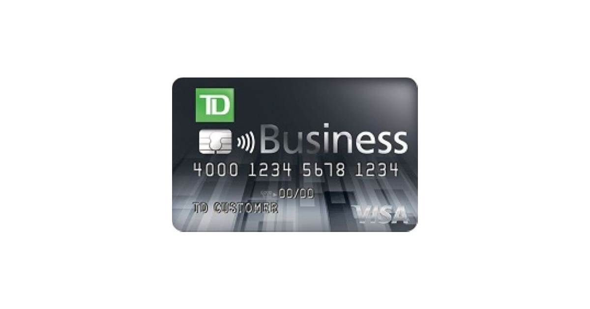 td business solutions credit card  bestcards