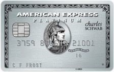american Express Platinum Card® for Schwab