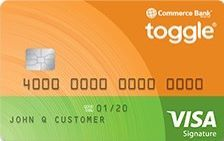 Commerce Bank toggle