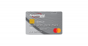 people's united bank credit card